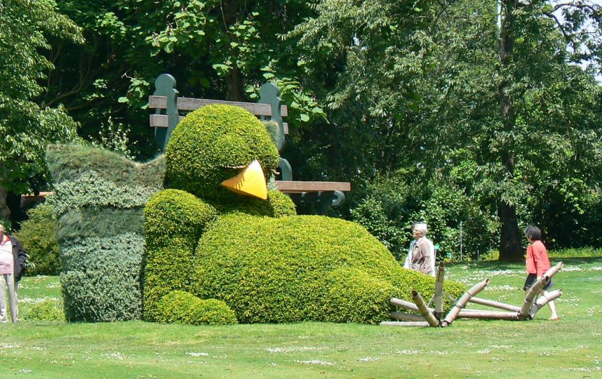 Beautiful Jardin Des Plantes Nantes Poussin Gallery - Awesome ...